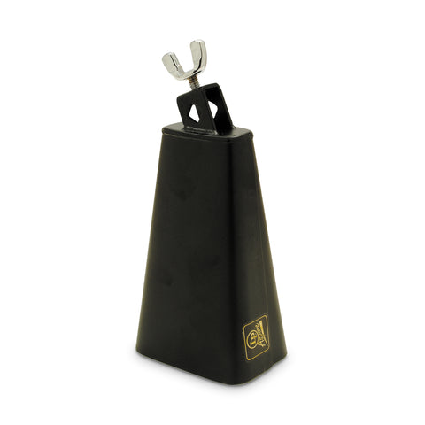 Latin Percussion LP Aspire CHA-CHA Cowbell 5.75 Inch, Black