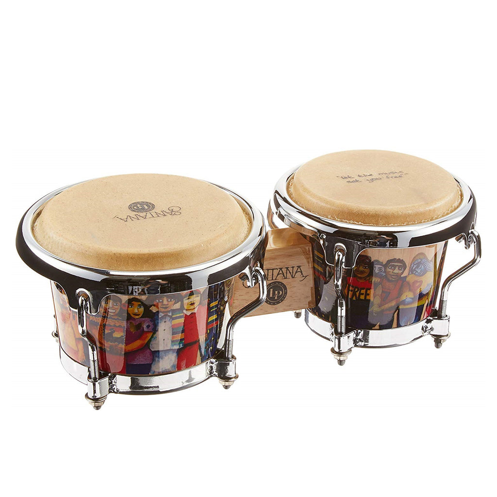 Latin Percussion Santana Mini Tunable Bongo