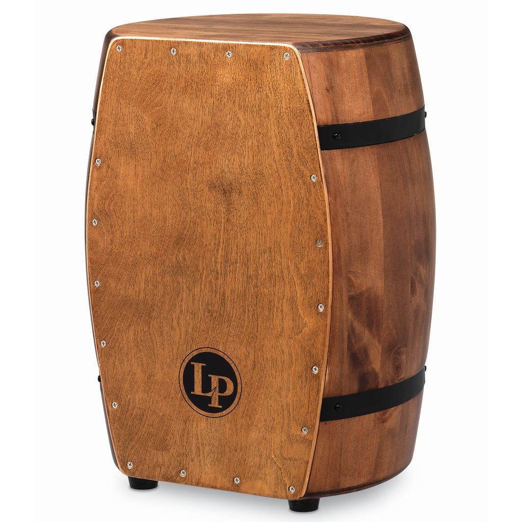 Latin Percussion LP Whiskey Barrel Stave Tumba Cajon