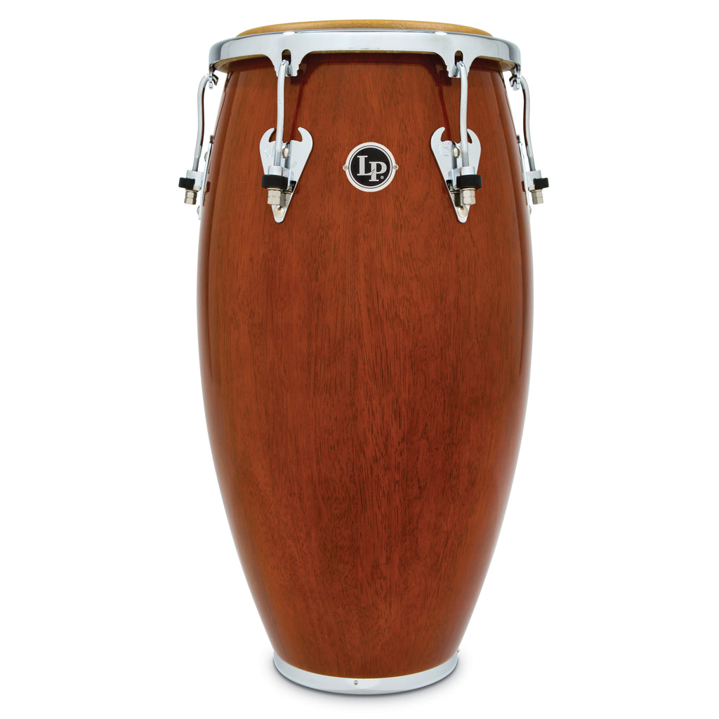 Latin Percussion LP Matador Wood 12 1/2 in Tumba Almond Brown