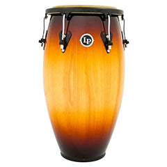 Latin Percussion LP Matador Custom Wood 12 1/2 in Tumbadora Sunburst