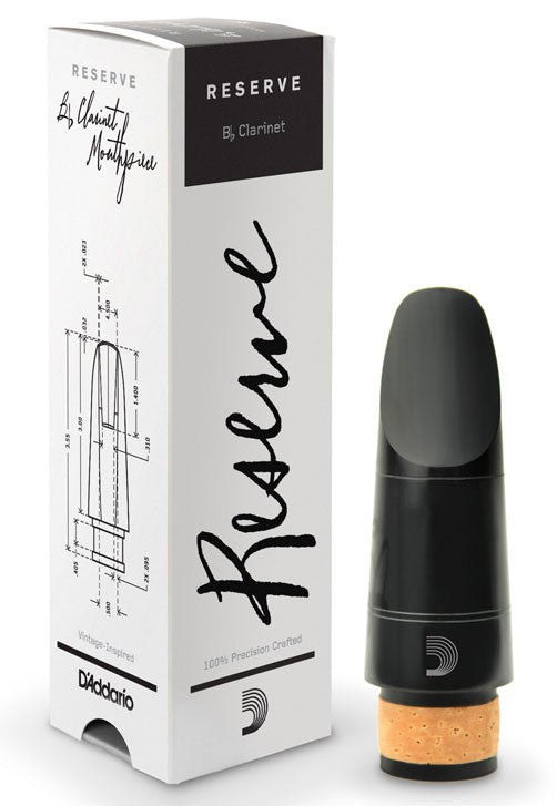 Reserve Bb Clarinet Mouthpiece, X5