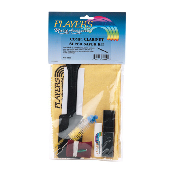Players Super Saver Clarinet Care Kit