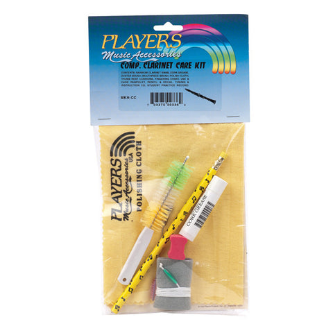 Players Band Care Clarinet Kit