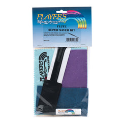 Players Super Saver Flute Care Kit