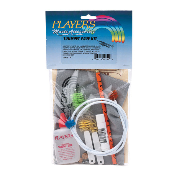 Players Band Care Trumpet Kit