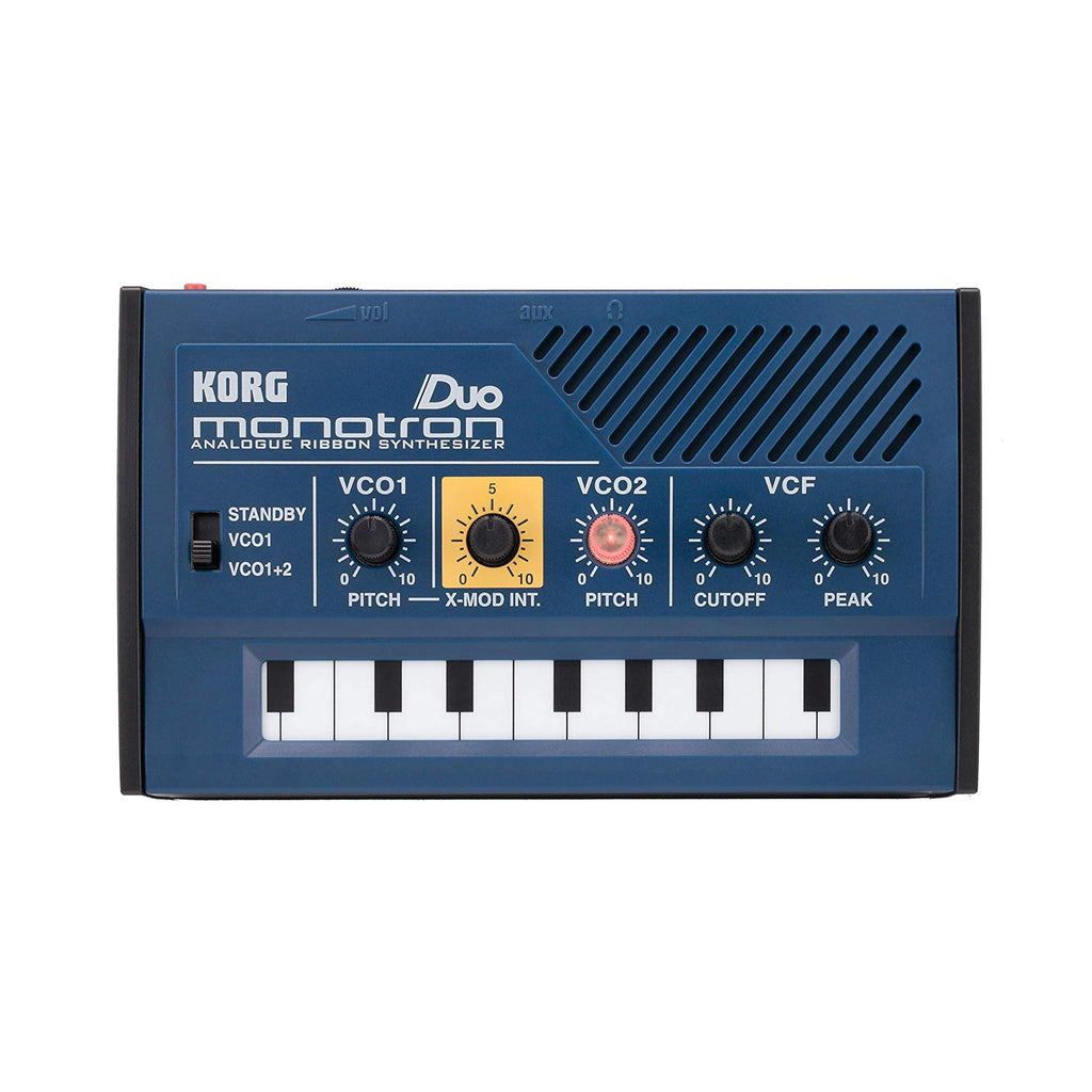 Korg Duo Monotron Analogue Ribbon Pocket Synthesier