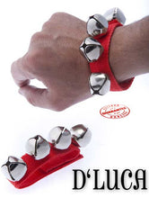 D'Luca Band Jingle Bells Red