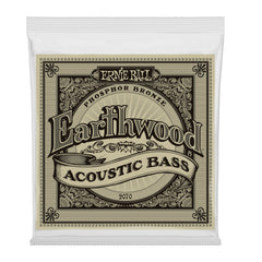 Ernie Ball Earthwood Phosphor Bronze Acoustic Bass Strings - 45-95 Gauge