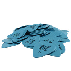 Ernie Ball Heavy Blue Cellulose Picks bag of 144