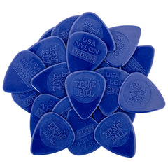Ernie Ball Medium Injection Molded Nylon Picks 0.72mm bag of 50