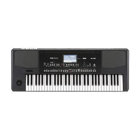 Korg 61 Key Professional Arranger With Touchview Color Display