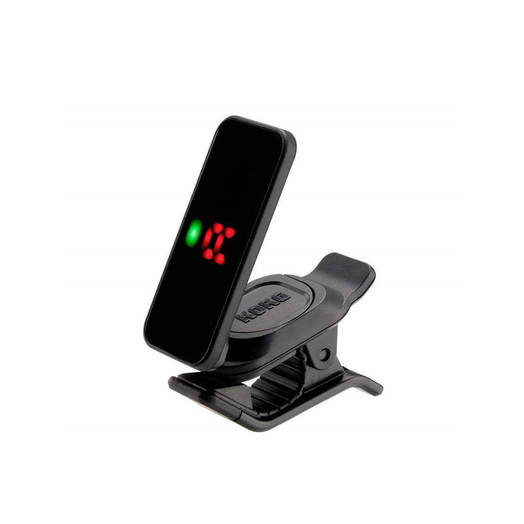 Korg Pitchclip 2 Clip-On Tuner, Black