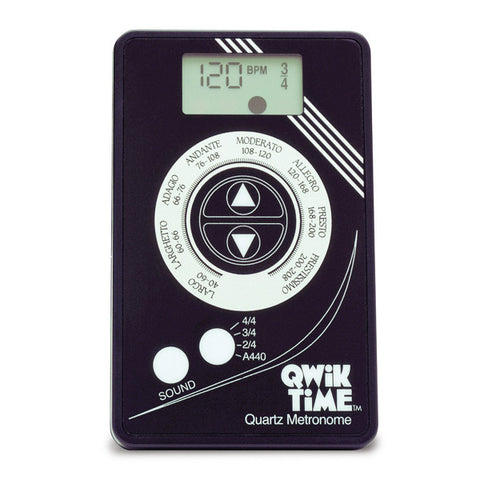 Qwik Time Quartz Metronome
