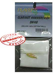Players Clarinet Handkerchief Swab