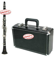 Rossetti Intermediate Soprano Bb Clarinet Black