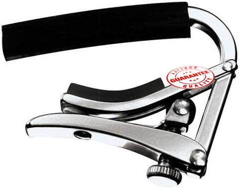 Shubb Deluxe S Series Steel String Guitar Capo