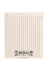 Archives Manuscript Score Pads, 18 Stave, 50 Sheets
