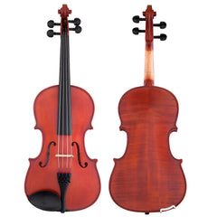 Scherl & Roth Arietta 12-Inch Student Viola Outfit With Case, Rosin And Bow