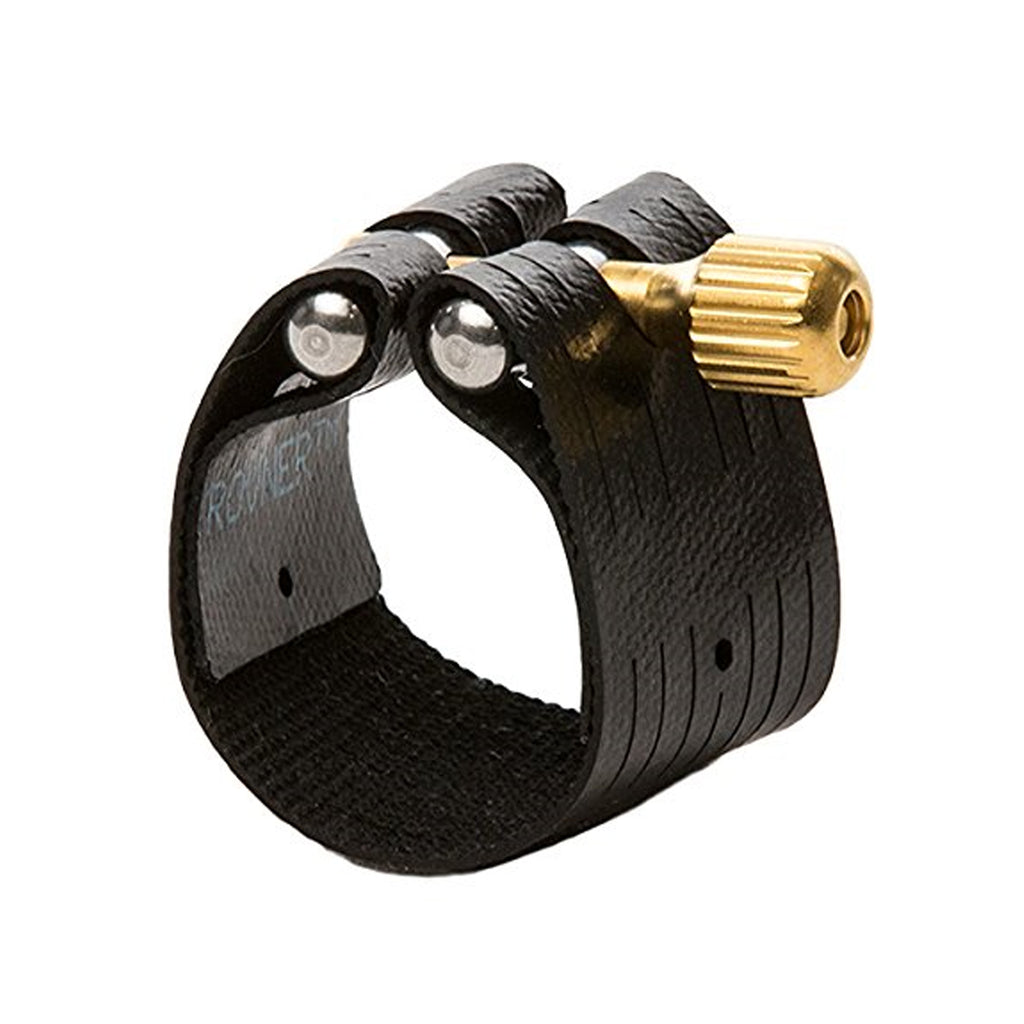 Rovner Versa Series Tenor Saxophone Hard Rubber Slim Mouthpice Ligature
