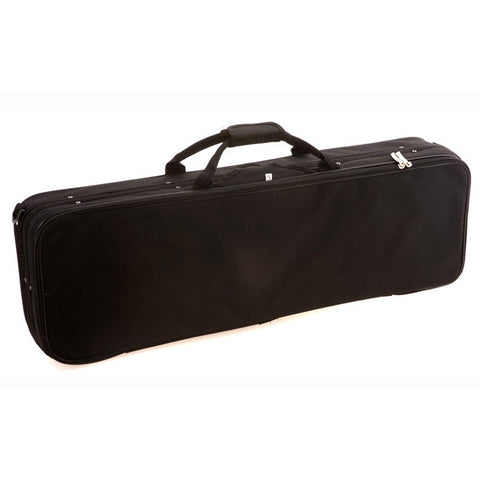 D'Luca Oblong Full Size Violin Case With Hygrometer
