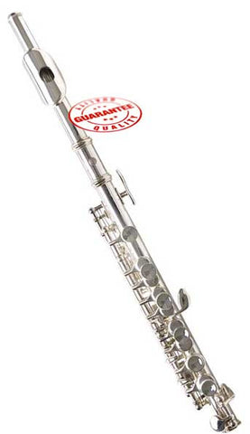 Hawk Silver Plated Student Piccolo