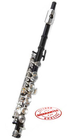 Hawk Black Colored Student Piccolo