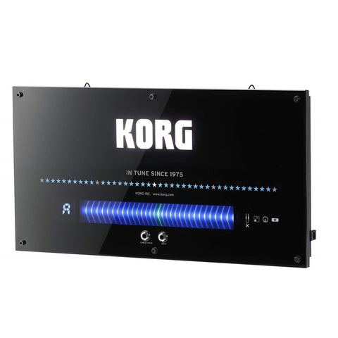 Korg Wall Mount Tuner, Black