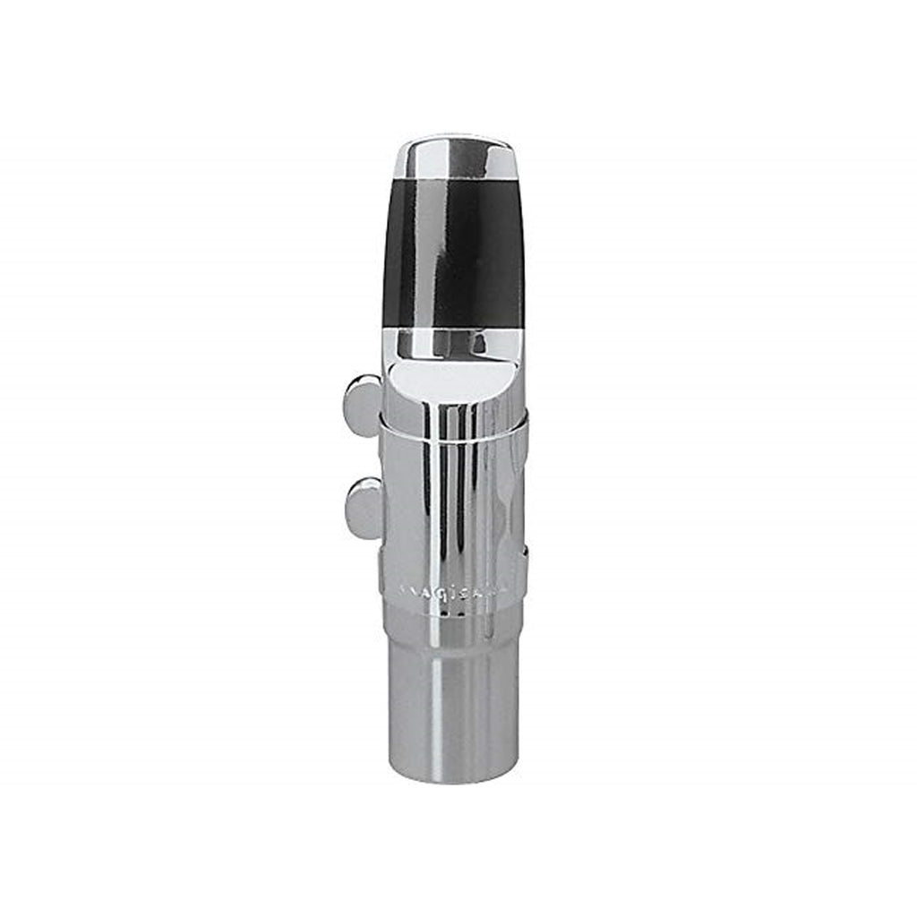 Yanagisawa Alto Saxophone Silver Plated Mouthpiece 5 With Ligature And Cap