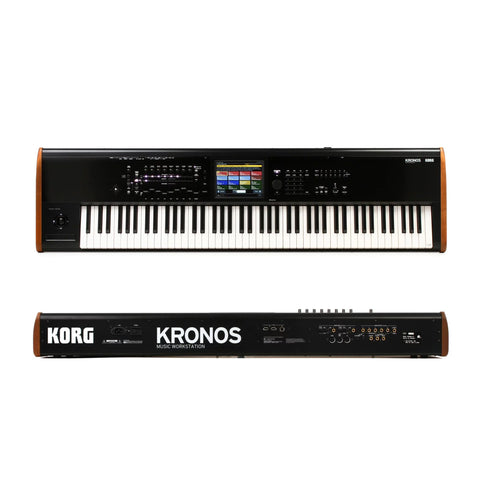 Korg Kronos 88 Key Synthesizer Workstation