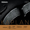 D'Addario Kaplan Amo Viola D String, Long Scale, Heavy Tension