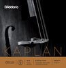 D'Addario Kaplan Cello Single C String, 4/4 Scale, Heavy Tension