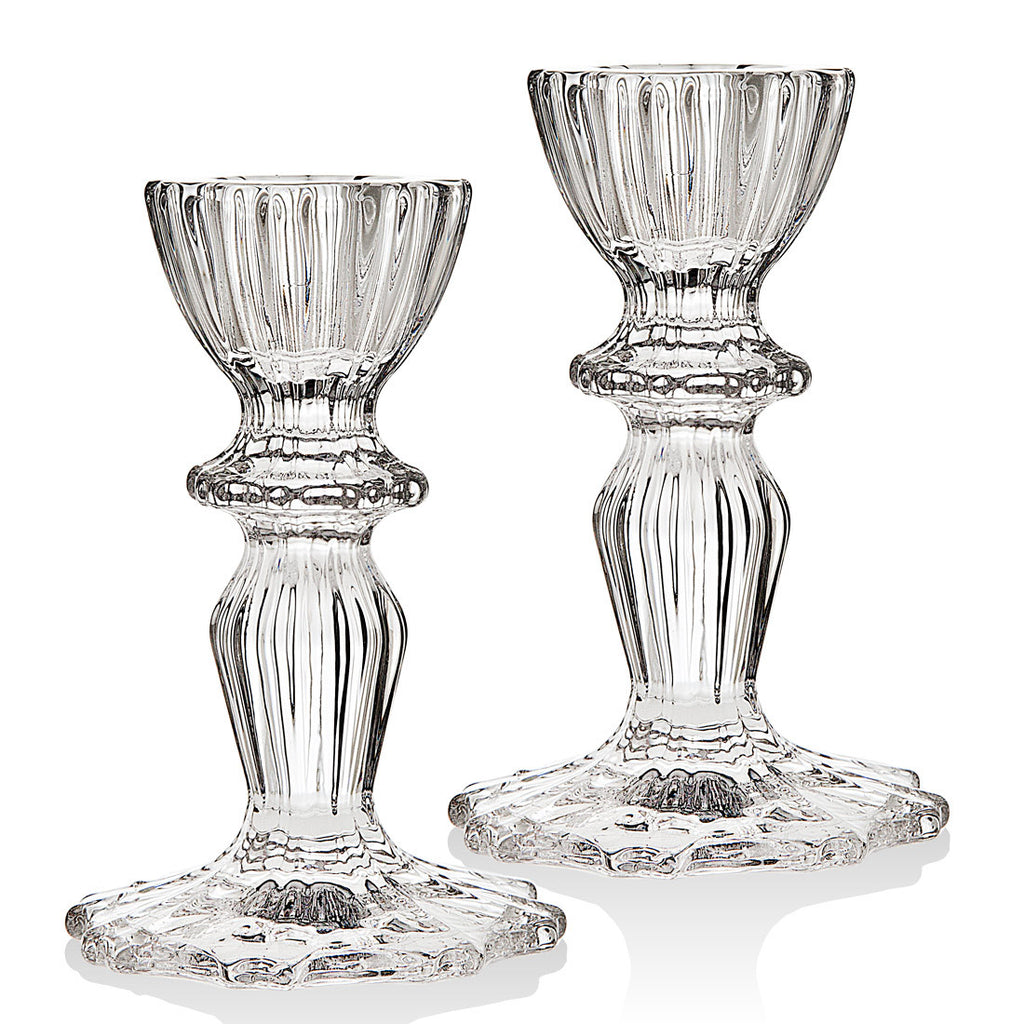 Atlantic 4 Inch Candlestick Pair