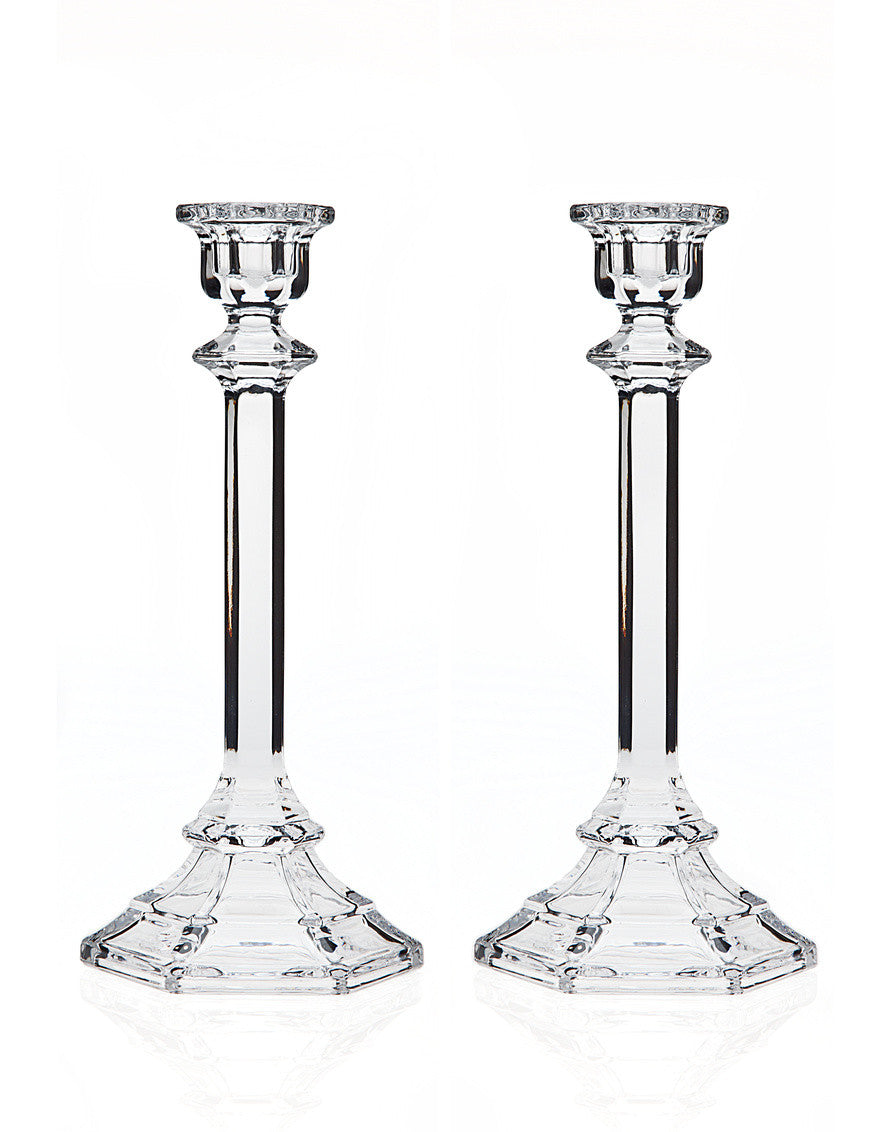 9.5 Inch Harmony Candlestick Pair