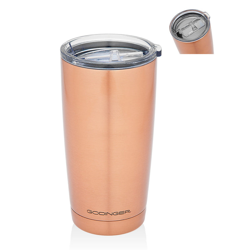 Double Walled Copper Travel Mug 20oz