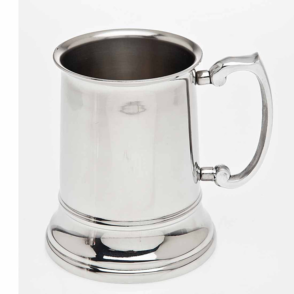 Stainless Double Walled 16oz Beer Tanker