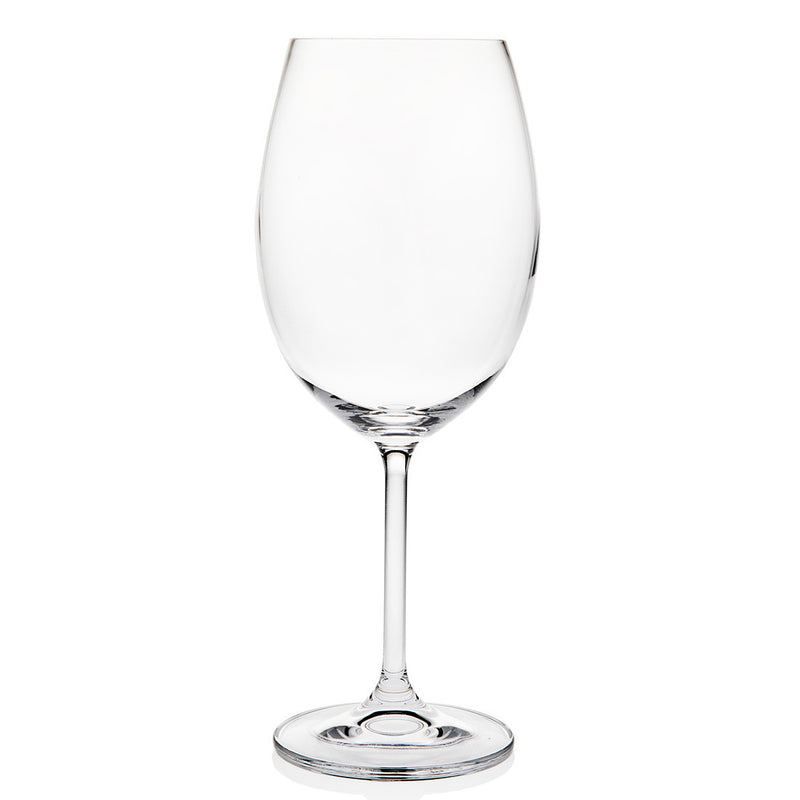 Meridian Set Of 4 20oz Red Wine Glasses