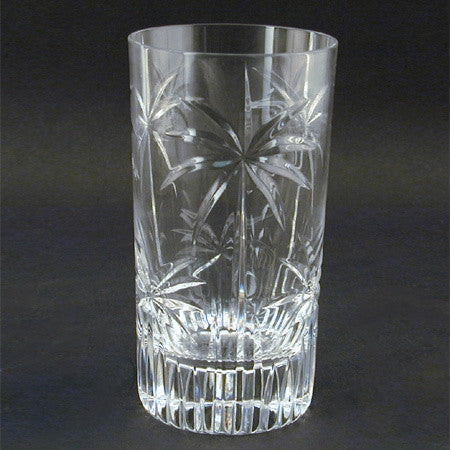 Palm Highball Glass