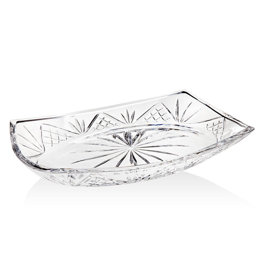 Dublin Oval Gallery Tray
