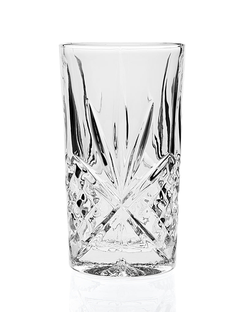 Dublin Set Of 4 Highball Glasses