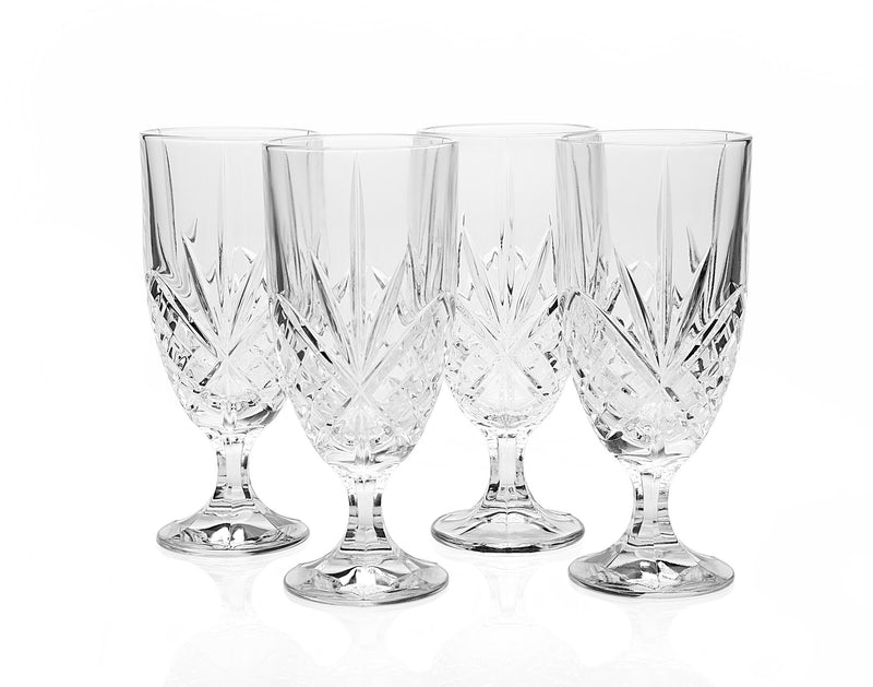 Dublin Iced Beverage Glasses - Set of 4