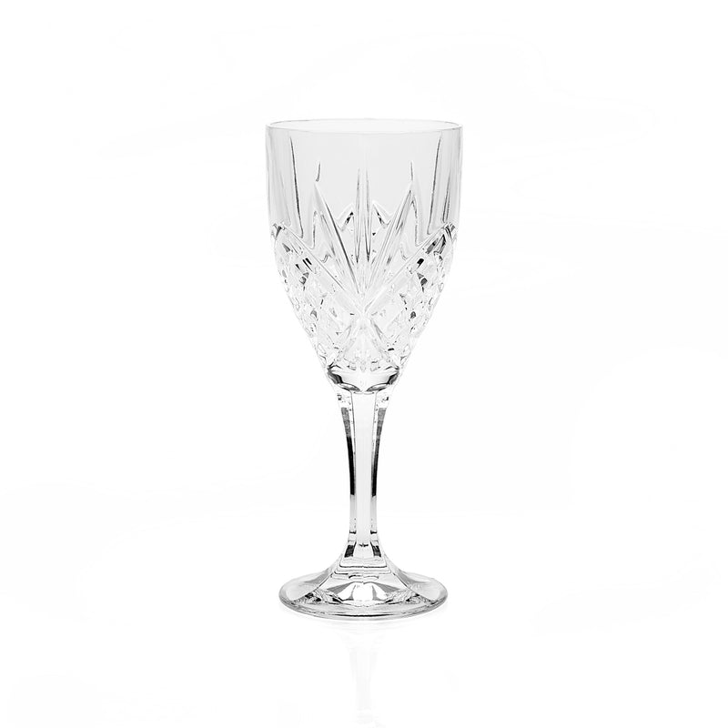 Dublin Crystal Goblets Set of 4