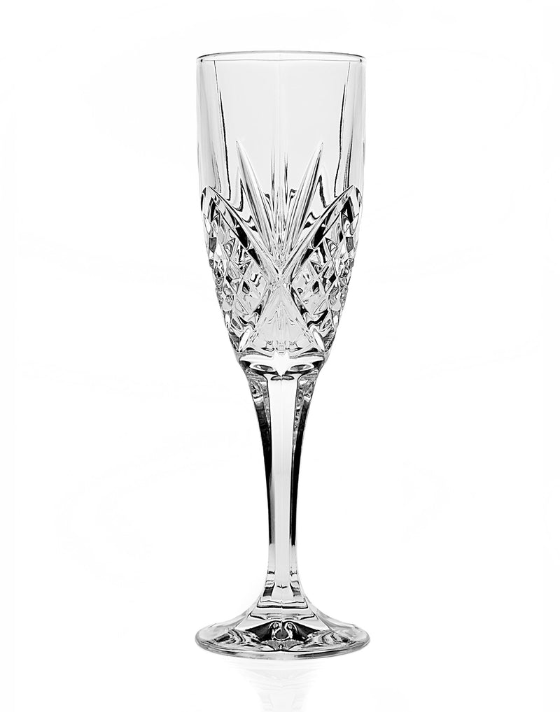Dublin Champagne Flutes Set of 12