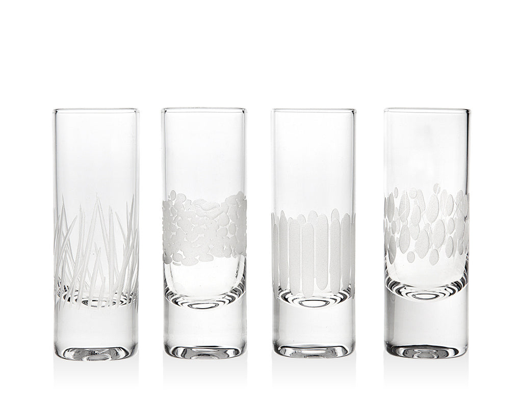 Galleria Set of 4 Vodka Shooters