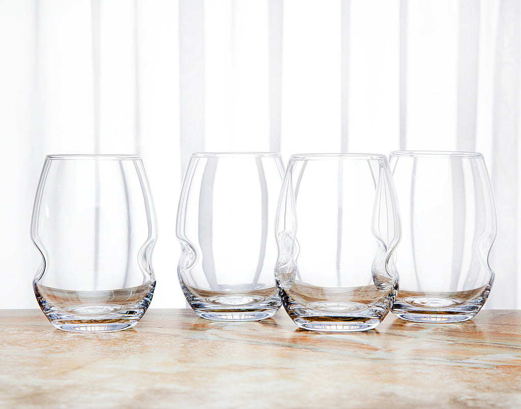 Pinch Set of 4 Tumblers