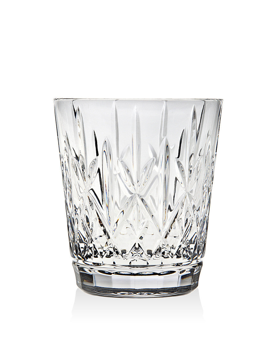 Aberdeen Set of 4 Double Old Fashioned Glasses