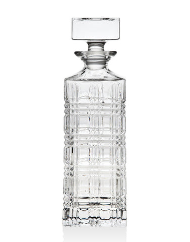 Brookfield 750ml Whiskey Decanter