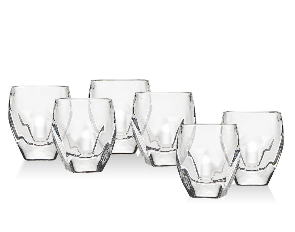 Stockholm Set Of 6 Shot Glasses