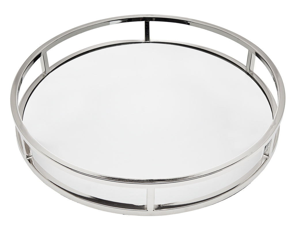 Aspen Round 16 Inch Gallery Tray