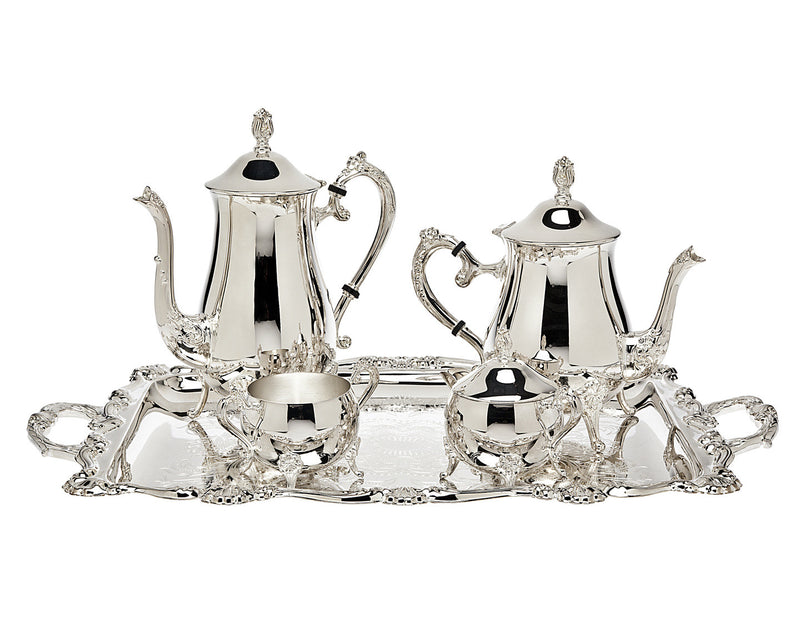 Coffee Set with Tray